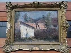 Antik festmény gyűjteményből