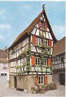 Németország / Hosbacht / képeslap