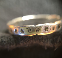 Ezüst gyűrű + 1 ajándék