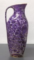 Drasche lila, retro váza
