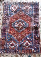 Iráni antik qashqai szőnyeg