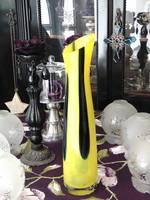 Hatalmas dizájn üveg váza