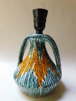 Retro kerámia iparművész lámpatest
