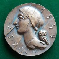 Csíkszentmihályi Róbert: M.K.SZ., bronz érem, 1986