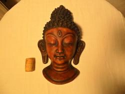 Egyedi kidolgozású Buddha fej