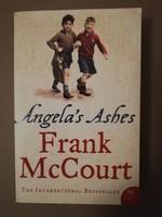 Angol nyelvű könyv - Frank McCourt: Angela's Ashes
