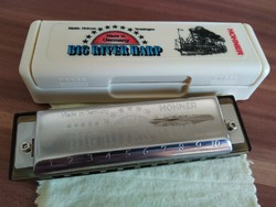 Hochner Big River Harp szájharmonika G