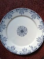 Sarreguemines fajansz tányér