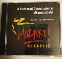 CD zenelemez(4)A Budapesti Operettszínház  sikermusicaltje