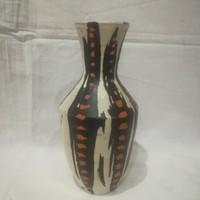 Gorka Lívia iparművész kerámia váza 21 cm