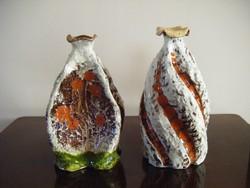 Petridesz János szeci kerámia vázák Ungvár