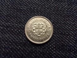Anglia VI. György .500 ezüst 3 Pence 1940 (id12613)