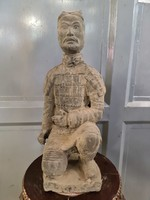 Kínai agyag katona