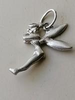 Ezüst kis tündér medál 925