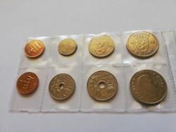 Norvég érmék