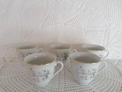 Made in Csehszlovákia, kávés csészék