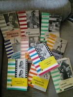 Régi fotós könyvek