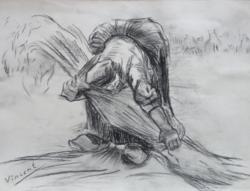 Vincent van Gogh - tanulmányrajz