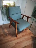 Teljesen felújított retro fotel