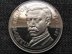 Bulgária 100 éve született Peio Javoroff költő .500 ezüst 5 Leva 1978 PP (id23237)