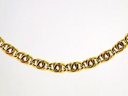 Arany sharles nyaklánc (ZAL-Au99371)