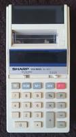 SHARP ELSI MATE EL-1611 számológép ( retró )