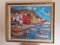 Vén Emil festmény