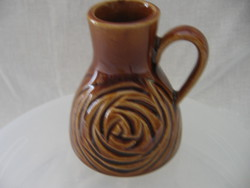 Jasba kis barna váza 1700-08