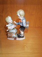 W&A Bertram szobor-Foghúzás. Ritkaság!