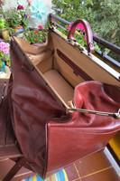 Texier új orvosi/utazó táska bőr