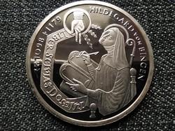 Németország 900 éve született Hildegard .925 ezüst 10 Márka 1998 A PP (id23107)