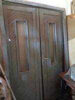 Garázskapu bejárati ajtó