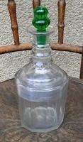 Antik Bieder palack