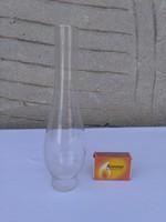 Régi petróleum lámpa búra - hiánypótlásra