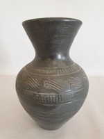 Régi Kerámia váza, Vintage váza