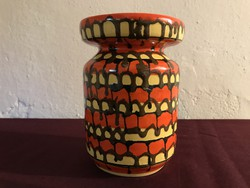 Német kerámia váza. T-20