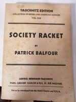Society Racket - Patrick Balfour (1934)