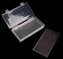 100 db bankjegyfólia műanyag dobozban