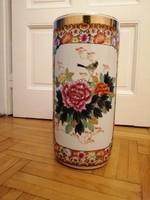 Kínai dekoratív padlóváza esernyő tartó