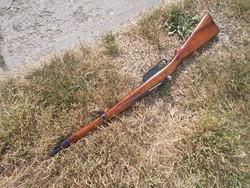 Steyr M95 (Manlicher) karabély, puska riasztós átalakítás