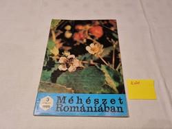 Méhészet Romániában folyóirat 1980 március