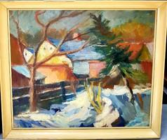 Tar Zoltán (1913-1992) : Táj