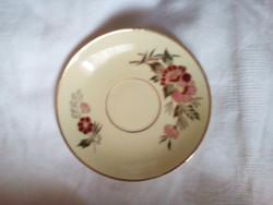 Zsolnay porcelán csésze alátét
