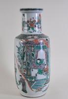 17. századi Antik kínai váza a Kangxi-korszakból