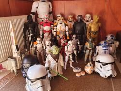 Star Wars figura gyűjtemény
