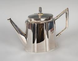 Ezüst nagy méretű teáskanna (11884)