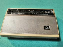 Sokol-403 régi rádió Made in USSR