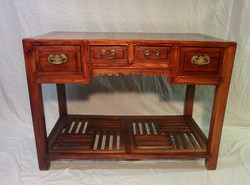 Kínai rózsafa huanghuali asztal