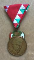 48-as Díszérem 1948 - kitüntetés