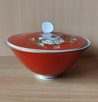 Wallendorf német porcelán bonbonier